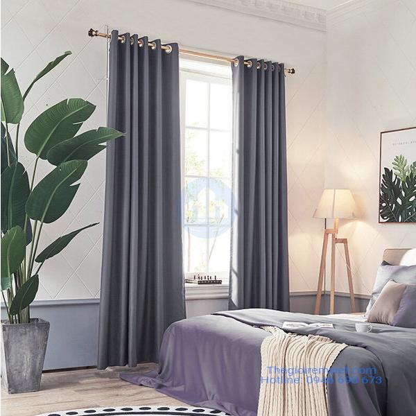 Rèm trang trí phòng ngủ